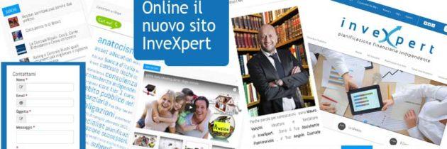 Nuova veste per il sito InveXpert!
